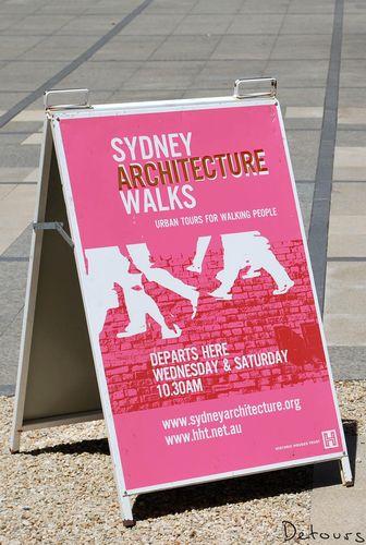 Sydney Architecture Walk