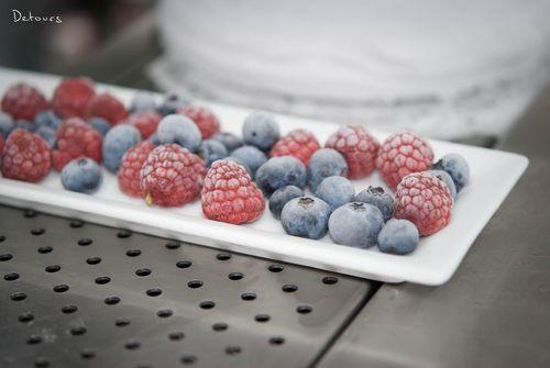 Sydney Zeta Bar - berries
