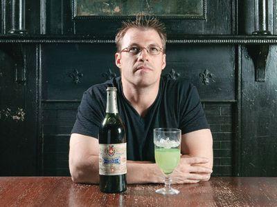 Ted Breaux absinthe superstar