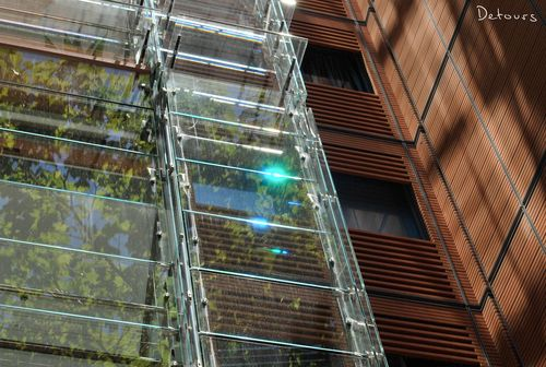 Sydney Architecture Walk - Renzo Piano Macquarie Apartments
