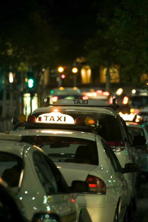 IStock_taxi