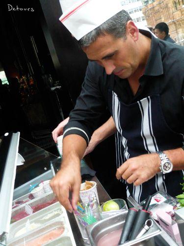Sydney Zeta Bar - Bartender Grant Collins