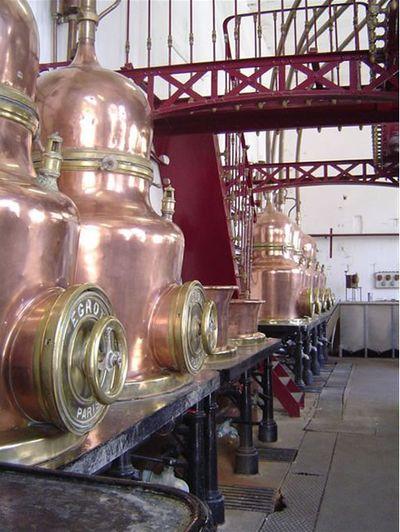 Distillery Combier France