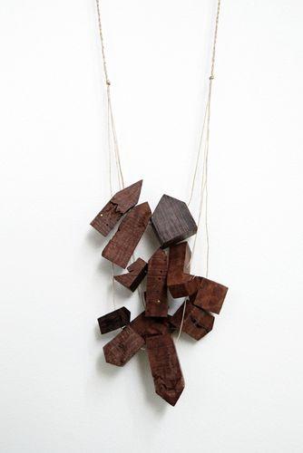 Djurdjica Kesic necklace 1