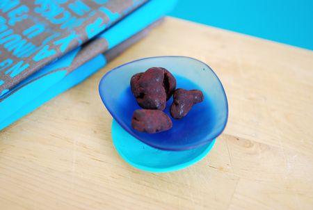 Chocolate from Enric Rovira in Barcelona, Spain (via Mytinerary blog Detours)
