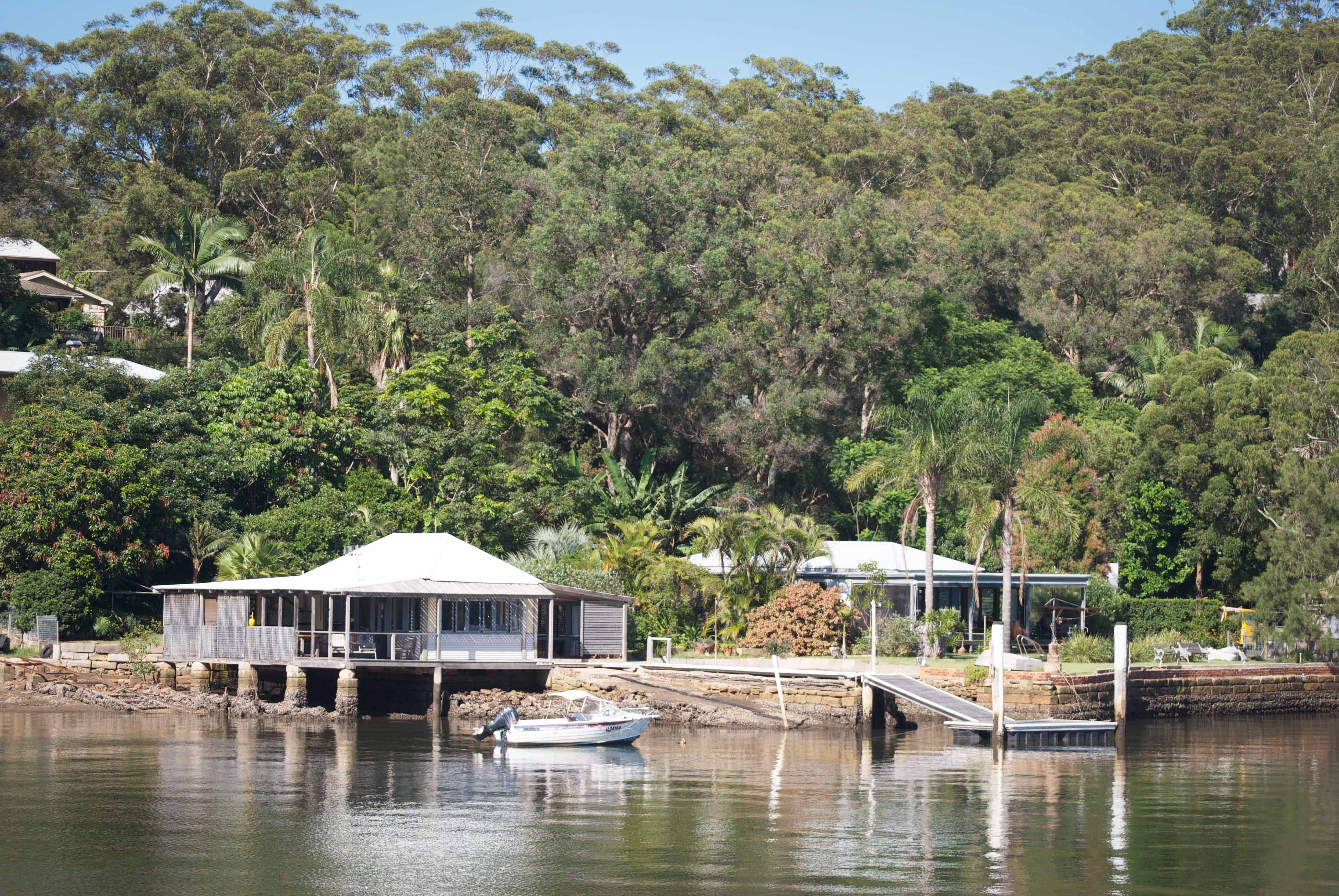 Mytinerary private tour - Hawkesbury River riverboat postman 2-2