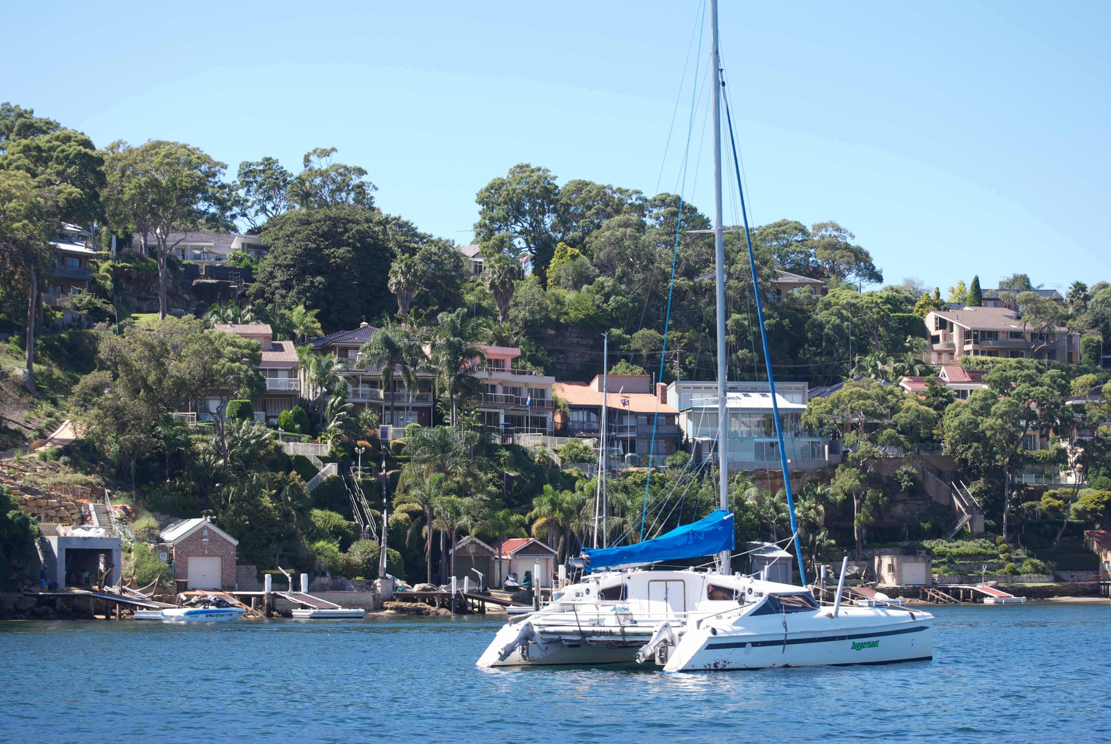 Mytinerary private tour - Port Hacking