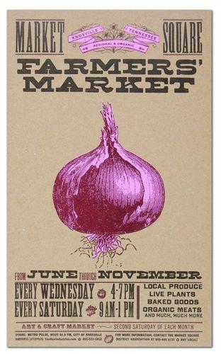 Yee Haw letterpress cards - heirloom veggies 5