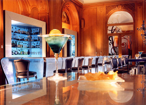 Bar du Plaza Athenee 2