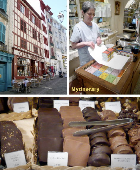 Www.detours.typepad.com - Chocolate in Bayonne 1
