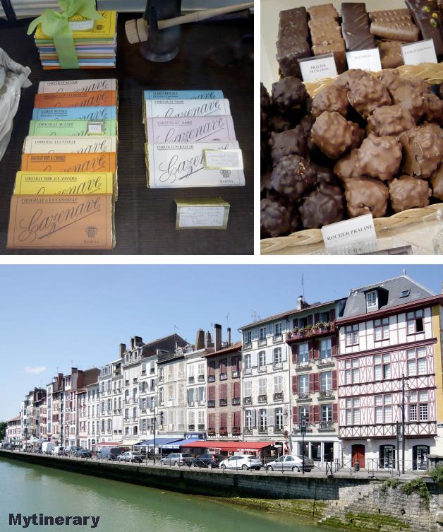 Www.detours.typepad.com - Chocolate in Bayonne 4