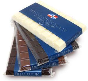 Belle Fleur single origin chocolate bars. In Rozelle, Sydney, Australia (via Mytinerary blog Detours)