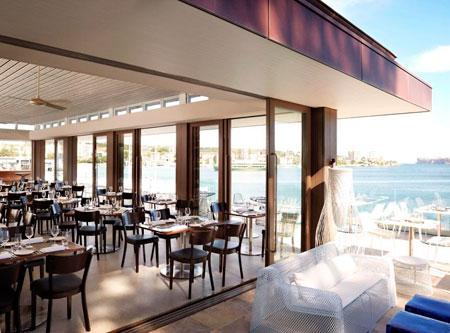 Manly Pavilion restaurant, Manly, Sydney, Australia (via Mytinerary blog Detours)