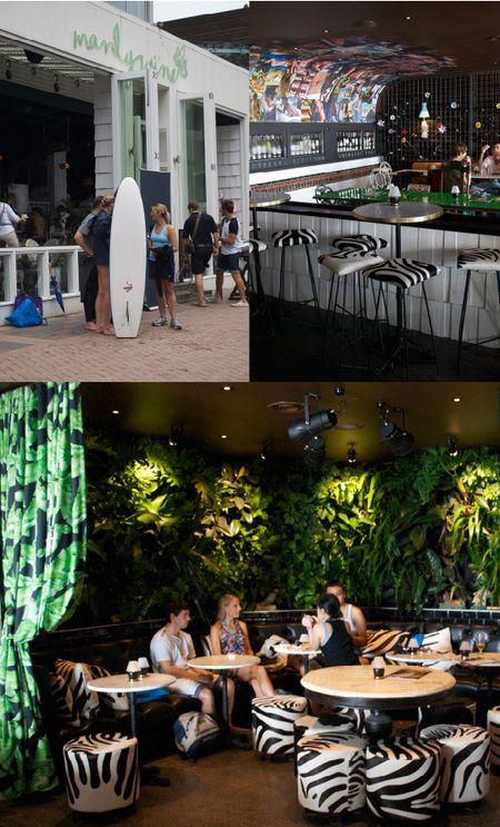 Manly Wine bar by Gazebo, Manly Beach, Sydney, Australia (via Mytinerary blog Detours)