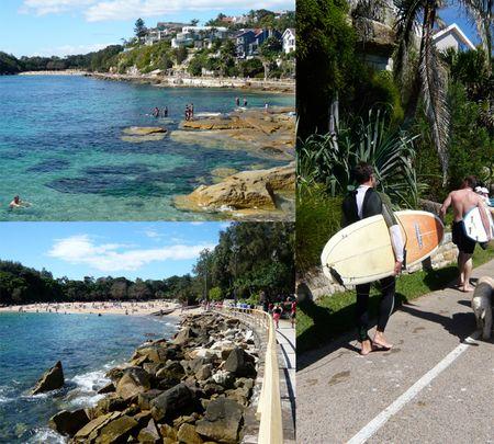 Manly to Shelly Beach walk, the Bower, Manly, Sydney, Australia (via Mytinerary blog Detours)