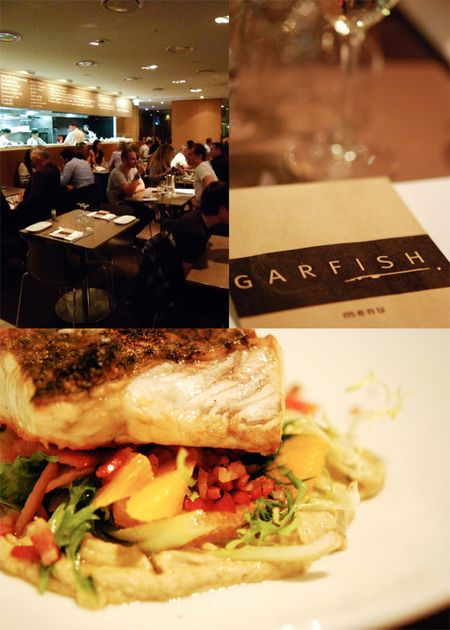 Garfish fish and seafood restaurant, Manly, Sydney, Australia (via Mytinerary blog Detours)