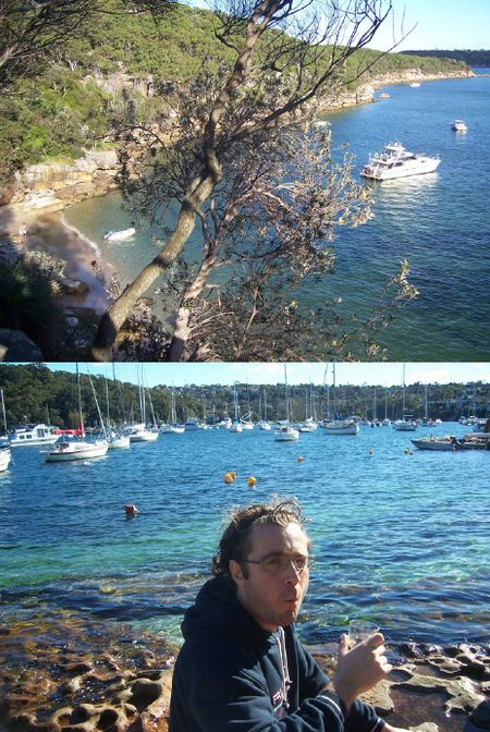 Manly to Spit coastal walk, picnic Fairlight Beach, Manly, Sydney, Australia (via Mytinerary blog Detours)