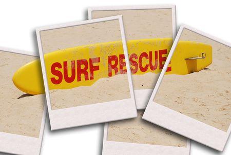 Manly Beach surf board, Sydney, Australia (via Mytinerary blog Detours)