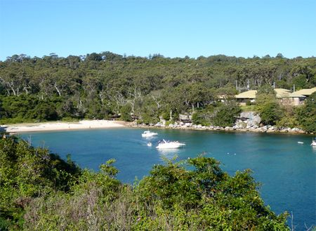 Collins Beach in Manly, Sydney, Australia (via Mytinerary blog Detours)