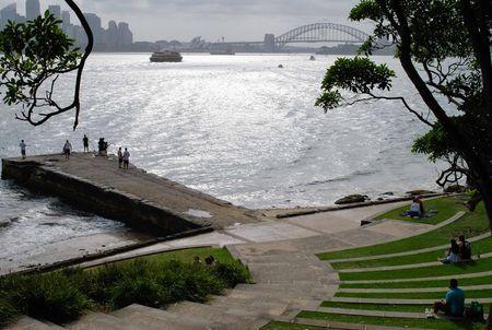 Bradley's Head Sydney, Australia (via Mytinerary blog Detours)