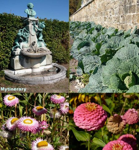 Versailles Palace Kitchen Garden, travel, France (via Mytinerary blog Detours)