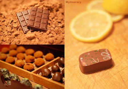 Mytinerary chocolate tour, Sydney Australia