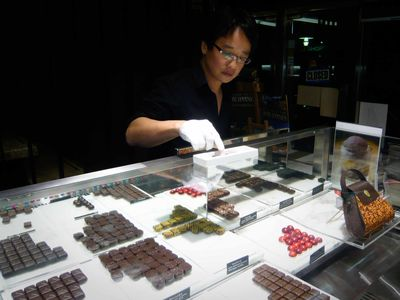 Mytinerary chocolate tour, Sydney Australia, Boon Chocolates