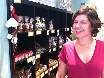 Mytinerary chocolate tour, Sydney Australia, Myriam Thibault