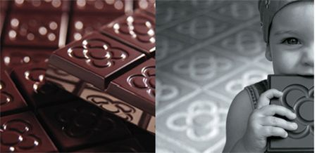 Rajoles chocolate by Enric Rovira in Barcelona, Spain