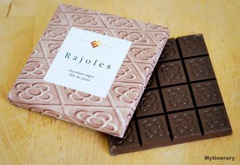 Enric Rovira, Rajoles chocolates (via Mytinerary blog Detours)