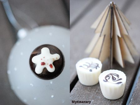 Kakawa Christmas chocolates in Sydney, Australia (via Mytinerary's blog Detours)