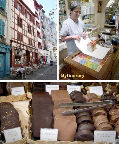 Chocolates, Seven Wonders of Basque Cuisine