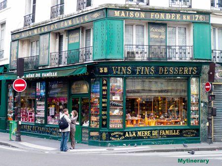 Www.detours.typepad.com - A la Mere de Famille, Paris, chocolate